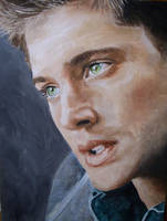 Dean Winchester by hsr62