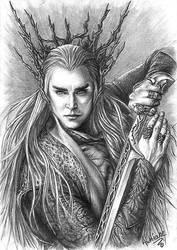Elvenking by Autheane