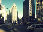 Michigan Ave by asdfgkatiee