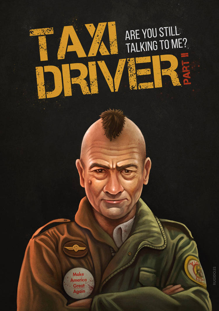 Taxi Driver 2 by RUGIDOart