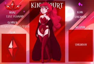 Kink Kourt Diamond by narusasu321