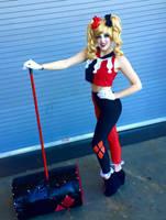 Harley Quinn Cosplay by ReaganKathryn