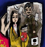 Kubo's family portrait by danielaurista