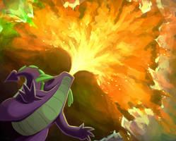 Mr. The Dragon by DimFann