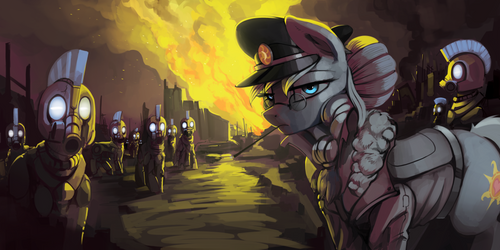 Scorched Earth Policy by DimFann