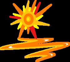 SunShine's Cutie Mark by SapphireBeam