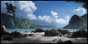 Caribbean by HeavenlyDeamonic