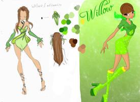 Contest entry : Willow's Enchantix by NiaKoks