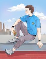 Peter Parker by peyoberry