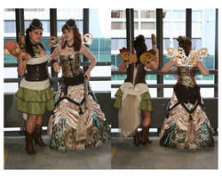 DragonCon 2010 STEAMPUNK by Lunar-Liaison