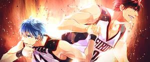 Kuroko's Basketball by Fenx07