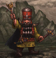 Sorcerer Prophet by jlewenhagen