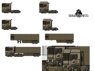 Camion militar by Marcos-12