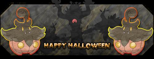 Graphic Design Practice #3 - Halloween Banner by HerrLeerzeichen