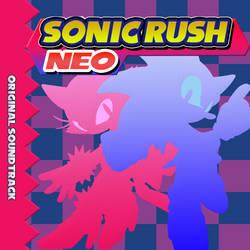 Sonic Rush Neo - Soundtrack Coverart by HerrLeerzeichen