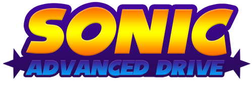 Sonic Advanced Drive: logo i think by HerrLeerzeichen