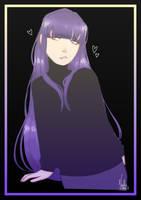 yuri ddlc by Nightskiies