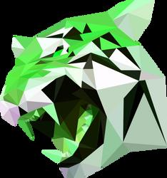 Tiger - Green by SquishyFudge