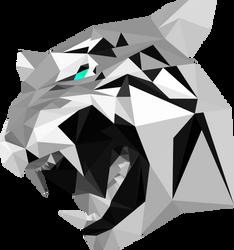 Tiger - Grey by SquishyFudge