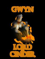 Gwyn, Lord of Cinder by SquishyFudge
