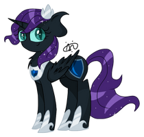 Adult Nyx by ThePegasisterPony