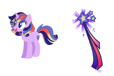 ??: Princess Valhalla Stardust by ThePegasisterPony