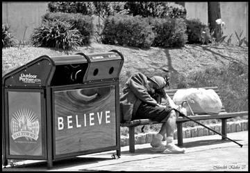 believe. by PhotoPurist