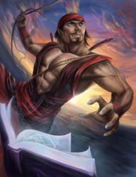 Legend of the Seven Seas by ZilerWolf