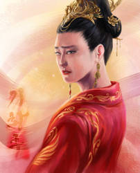 Empress by ZilerWolf
