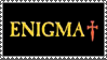 ENIGMA STAMP by MaqiChanThunder