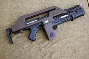 Matsucorp pulse Rifle by Matsucorp