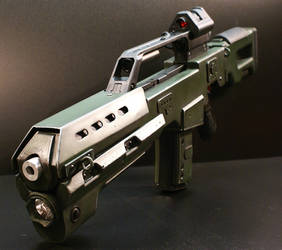 Doom Rifle 006 by Matsucorp