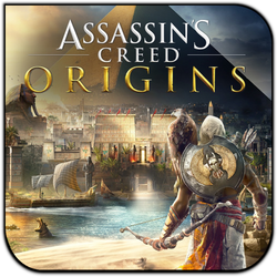 Assassin's Creed - Origins dock by Kiramaru-kun