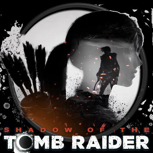 Art Lara Croft Shadow Of The Tomb Raider Desktop Wallpapers: Shadow Of The Tomb Raider Icon By Kiramaru-kun On DeviantArt