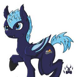 FireStarter (Pony) by lillycutecat8899