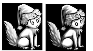 Small Fox (Freebie) by BluuWynter