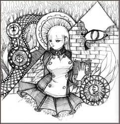 Alice Elliot by Troiy