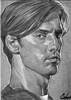 Heroes: Peter Petrelli by gattadonna