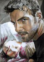 Heroes: Sylar by gattadonna