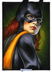 DC Legacy: Batgirl 2 by gattadonna