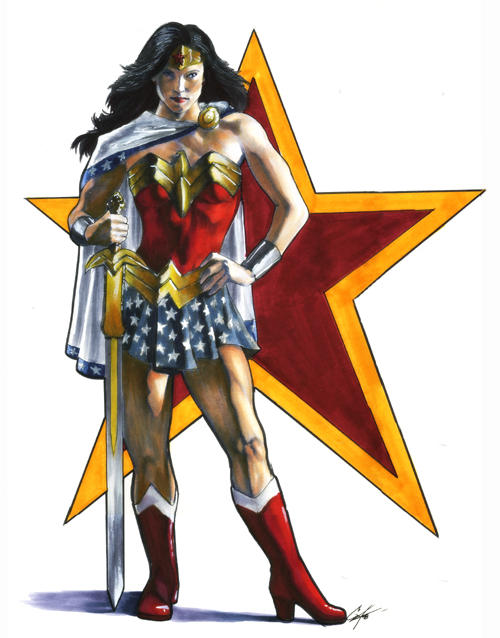 Wonder Woman Day 2008 by gattadonna