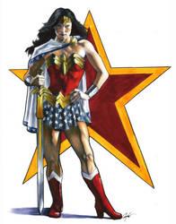 Wonder Woman Day 2008 by gattadonna