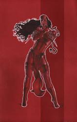 Elektra commission by gattadonna