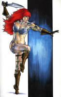Red Sonja 2 by gattadonna