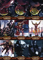Iron Man II set 5 by gattadonna