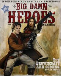 Big Damn Heroes by gattadonna