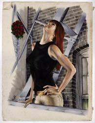 Mary Jane by gattadonna