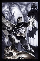 Jim Lee Batman for Big Wow Comic Fest by gattadonna