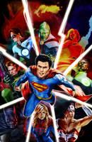Smallville Continuity #4 by gattadonna