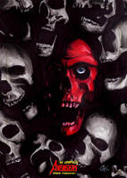 Avengers: Red Skull by gattadonna